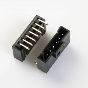 "2.54mm(0.100"") Pitch Mini Latch Shrouded Connectors"