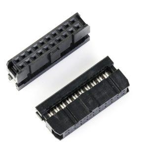 2.54mm(0.100'') IDC Sockets