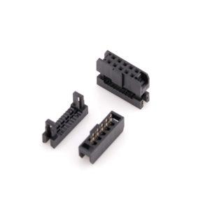 2.00mm (0.079'') Pitch IDC Socket