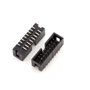 2.54mm(0.100'') Pitch Box Header