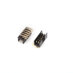 2.00mm (0.079'') Pitch Box Header