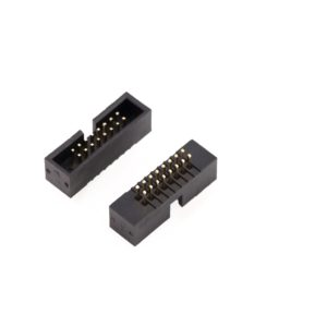 1.27x1.27mm Pitch Box Header for IDC