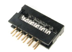 2.00mm (0.079'') Pitch Dip Plug