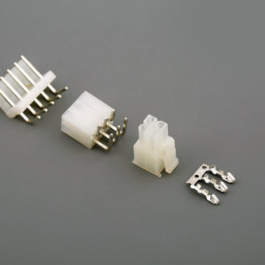 2 Part Connector System (Board To Wire Connectors)