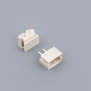 """2.50mm (0.098"""") Pitch Shrouded Connectors"""