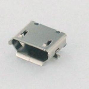 Micro USB B Type Female Connectors