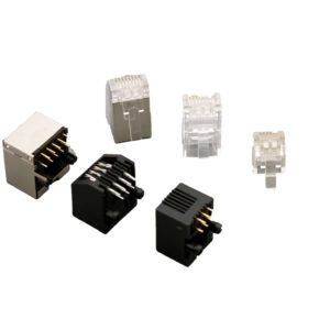 Modular Jacks & plugs
