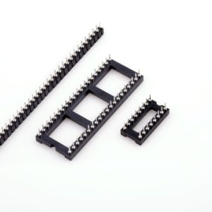 Machined Contact Connectors