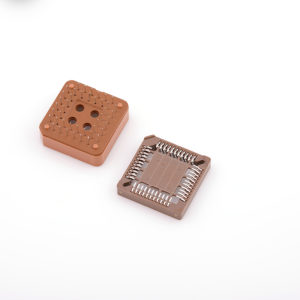 Plastic Leaded Chip Carrier Sockets