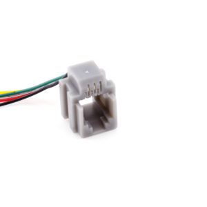 Cable Assy Of D Sub Male Connector To Female Connector